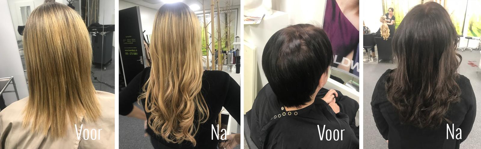 Onwijs Brandlezz | Hairextensions specialist IH-18